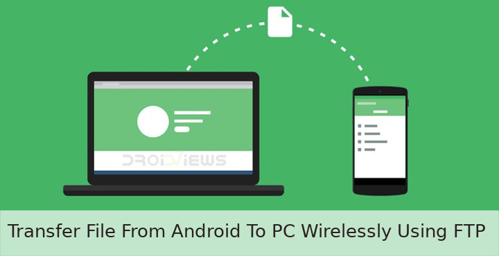 android to pc file transfer