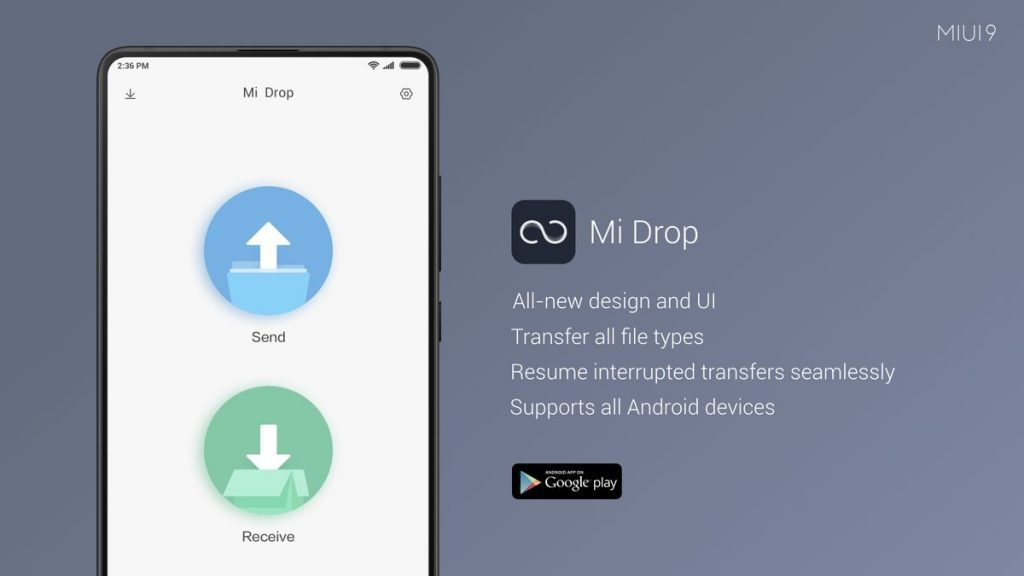 Xiaomi Mi Drop for pc