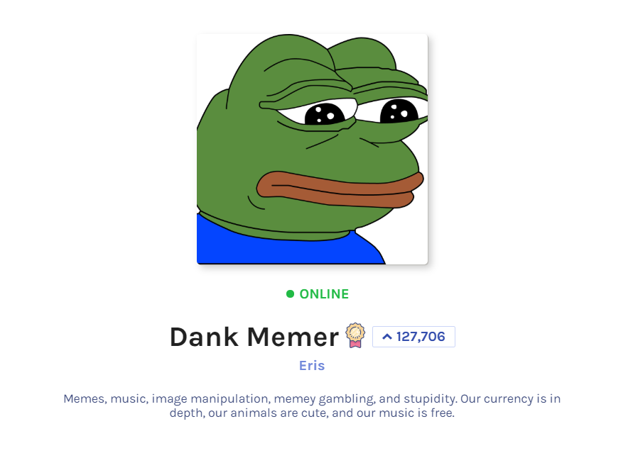 Dank Memer