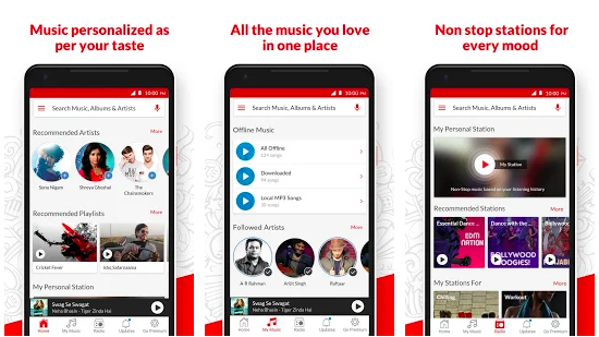 wynk music for pc download