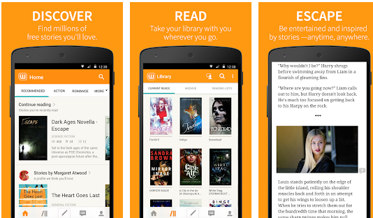 wattpad pc pros and cons