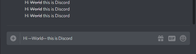 How to Add Strikethrough Text in Discord