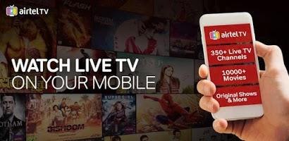 Alternatives to Airtel TV for PC