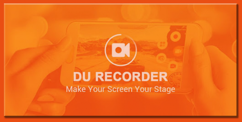 Features of DU Screen Recorder for PC