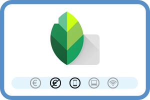 Features of Snapseed For PC