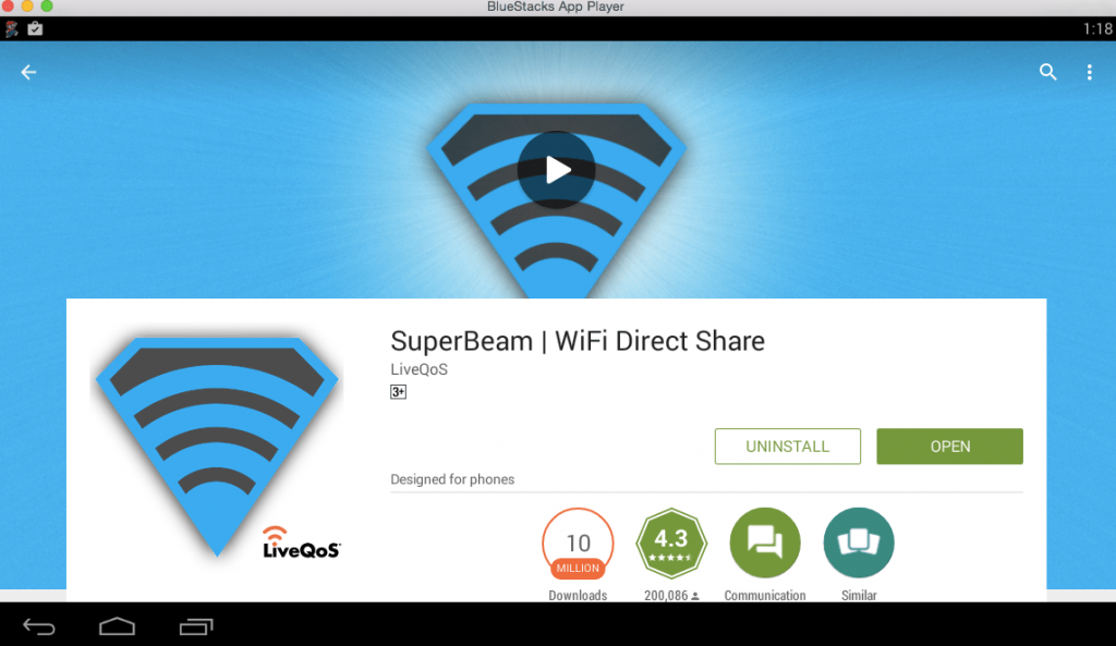 How To Install Superbeam for PC